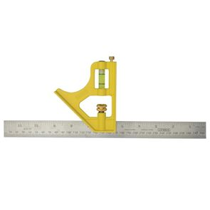 STANLEY® Die-Cast Combination Square 300mm (12in)