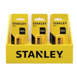 STANLEY® Display Of 18 x Blade Dispensers