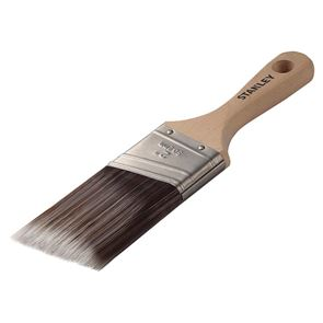 STANLEY® MAXFINISH Advanced Synthetic Stubby Paint Brush 50mm (2in)