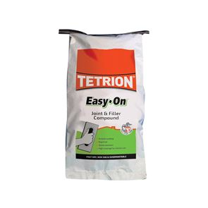 Tetrion Fillers Easy-On Filling & Jointing Compound Sack 5kg