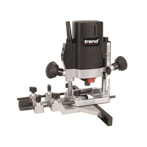 Trend T5EB 1/4in Variable Speed Router