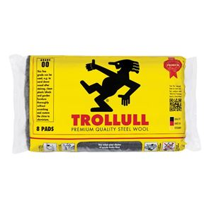 Trollull Extra Large Steel Wool Pads