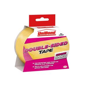 UniBond Double-Sided Tape 38mm x 5m