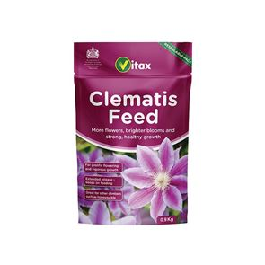 Vitax Clematis Feed 0.9kg Pouch
